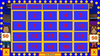 Mathematics Jeopardy Bundle
