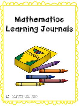 Mathematics Learning Journal