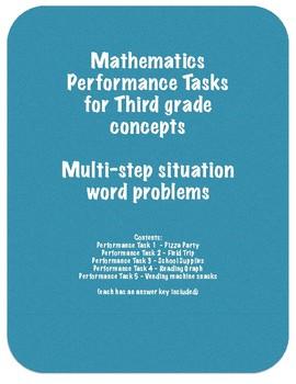 Mathematics Performance Tasks