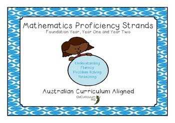 Mathematics Proficiency Strands Foundation, Year 1 and Year 2