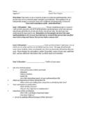 Mathematics Research Project