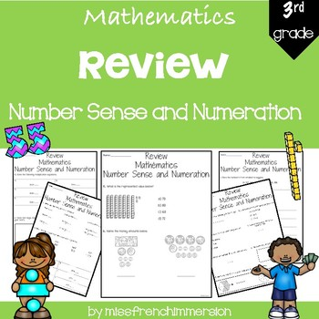 Mathematics - Review Grades 3&4