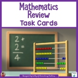 Mathematics Task Cards