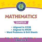 Mathematics Sampler Gr. 6-8