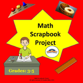 Math Scrapbook Project