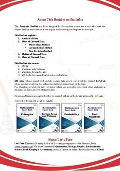 Mathematics | Statistics - Assessments and Worksheets (Algebra 2)