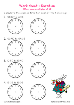 Duration (Time)