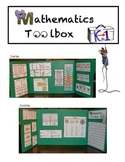 Mathematics Trifold Toolbox K-1st (Compatible with Common Core)