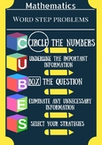 Mathematics Word Step Problem