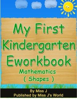 Mathematics Workbook for Kindergarten