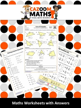 Mathematics Worksheet - Fractions
