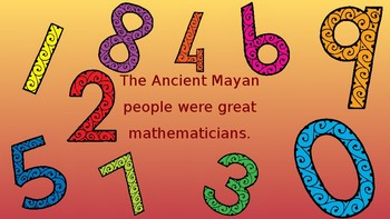 Mathematics and the Calendar of the Ancient Maya Empire Pack