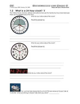 Mathematics for Grade 4 Chapter 3 Shape & Measurement