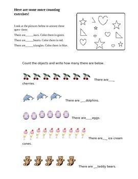 Mathematics for Preshcool