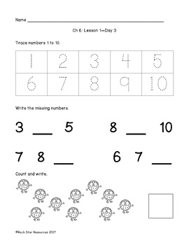 Mathematics in Focus Worksheets Chapter 6