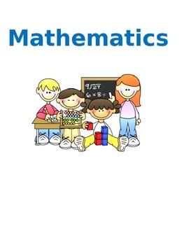 Mathematics workbook