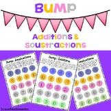 Mathématiques - Bump (Additions&Soustractions)