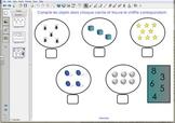 Mathématiques (TBI) compter et suites numériques