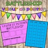 Mathématiques - Valeur de position (Battleship)