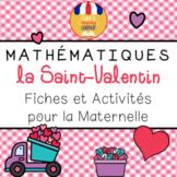 Mathématiques de Saint-Valentin - Fiches & Activités pour la Maternelle