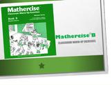 Mathercise™ Book B Classroom Warm-Up Exercise FREE
