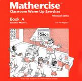 Mathercise™ Book A: Pre-Algebra Classroom Warm-Up Exercises A25-A36