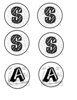 Mathetical Practices: Math Workshop Set-Up Bundle