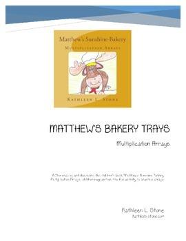 Mathew's Bakery Array Trays