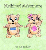 Mathimal Adventure Pack - Fun Math Worksheets (American version)