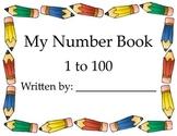 Mathknack! 1 to 100 Number Writing Book