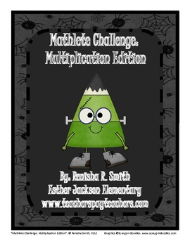 Mathlete Challenge: Multiplication (Basic)