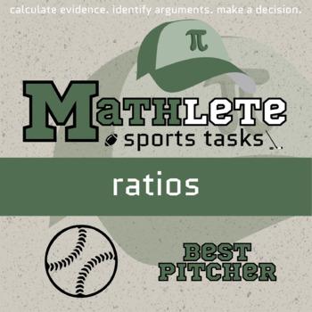 Mathlete - Ratios - Softball - Best Pitcher