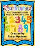 Mathletes! {a fun homework program to last you all year long}
