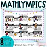 Mathlympics Second Grade Math Review