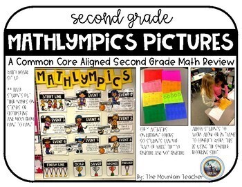 Mathlympics Second Grade Math Review