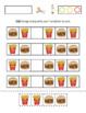 Mathématique et français sur le thème des aliments fiches complémentaires
