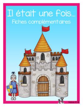 Mathématique et français sur le thème des châteaux (fiches complémentaires)