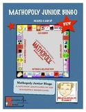 Mathopoly® Junior Bingo - Math Bingo for Grade 4 and Up