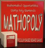 Mathopoly® Cool Math Game - Junior Bundle Grades 4 and Up