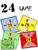 Make 24 Maths Game