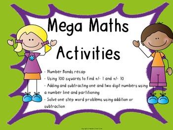 Maths Activities - Mega Maths Activities