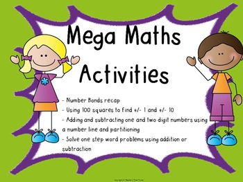 Maths Activities - Mega Maths Activities