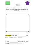 Maths Activity- Area