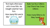 Maths Addition Task Cards