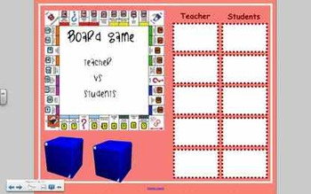 Maths - SmartBoard - Addition and subtraction by counting on and back