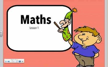 Maths - SmartBoard - Addition and subtraction by counting