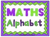 Maths Alphabet (Senior)