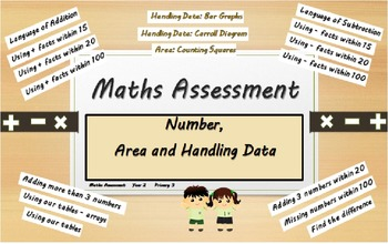 Maths Assessment Pack: Number /Measurement & Data