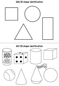 Maths Assessment (Australian Curriculum Foundation and 1)