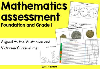 Maths Assessment (aligned to AusVELS / Australian Curricul